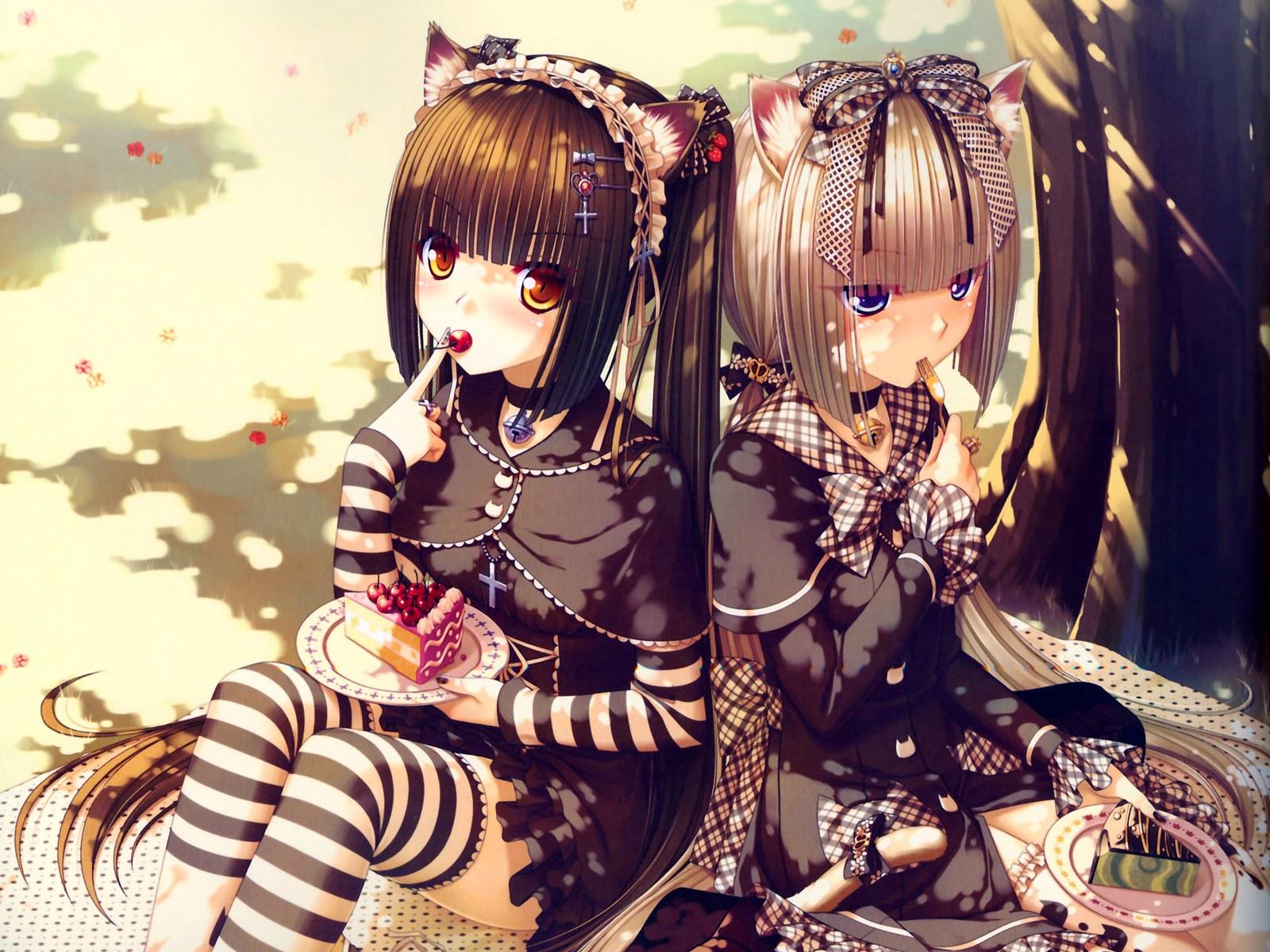 Imagenes de anime girl cute
